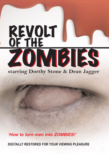 Revolt of the Zombies (download)