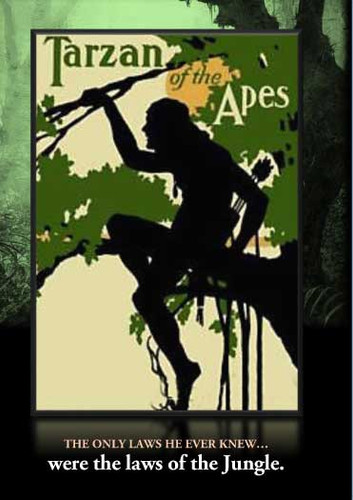 Tarzan Of The Apes (download)