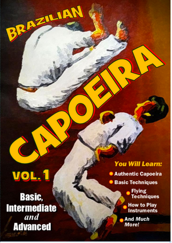 CAPOEIRA - Basic, Intermediate & Advance (Download)