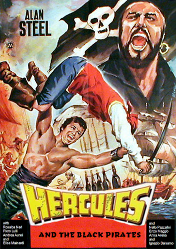 Hercules and the Black Pirate