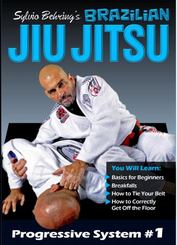 Sylvio Behring Brazilian Jiu Jitsu Progressive System #1 (Download)