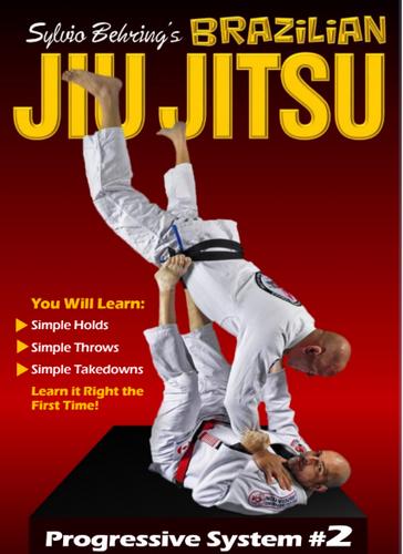 Sylvio Behring Brazilian Jiu Jitsu Progressive System #2 (Download)
