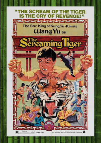 The Screaming Tiger (Download)