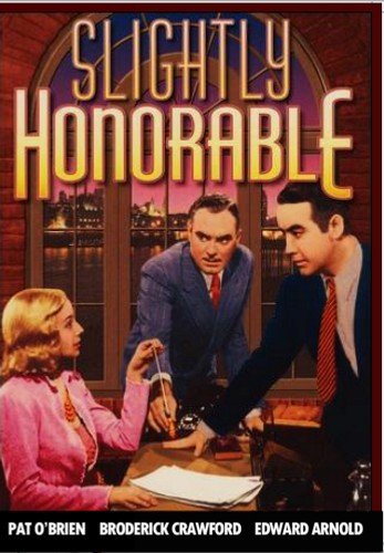 Slighly Honourable (Download)