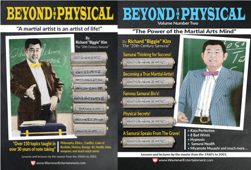 Beyond the Physical Combination Book set Vol. #1 and Vol. #2