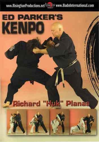 Ed Parker Kenpo Huk