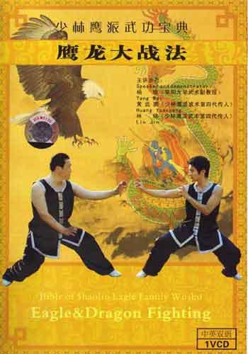 Eagle vs Dragon Kung Fu