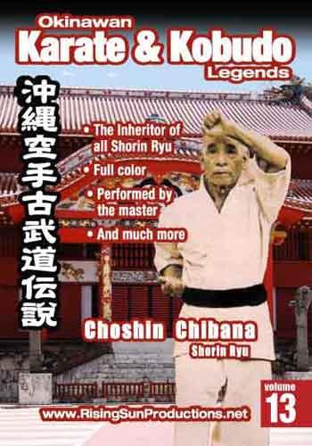 Chosen Chibana Shorin Ryu