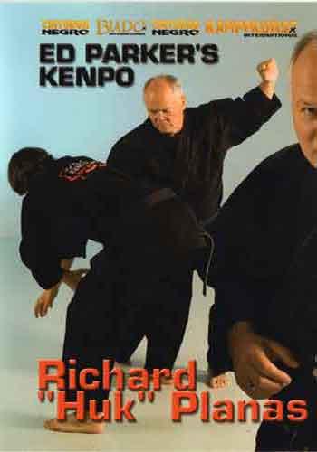 "Ed Parkers Kenpo Richard ""Huk"" Planas"