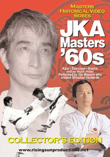 JKA Masters 1960's