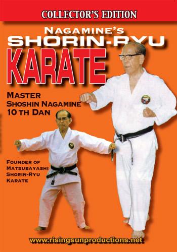 Nagamine Shorin Ryu Karate
