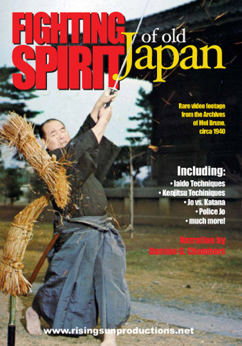 The  Fighting Spirit of Old Japan