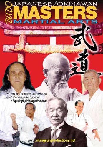 Budo Japanese/Okinawan Masters of the Martial Arts
