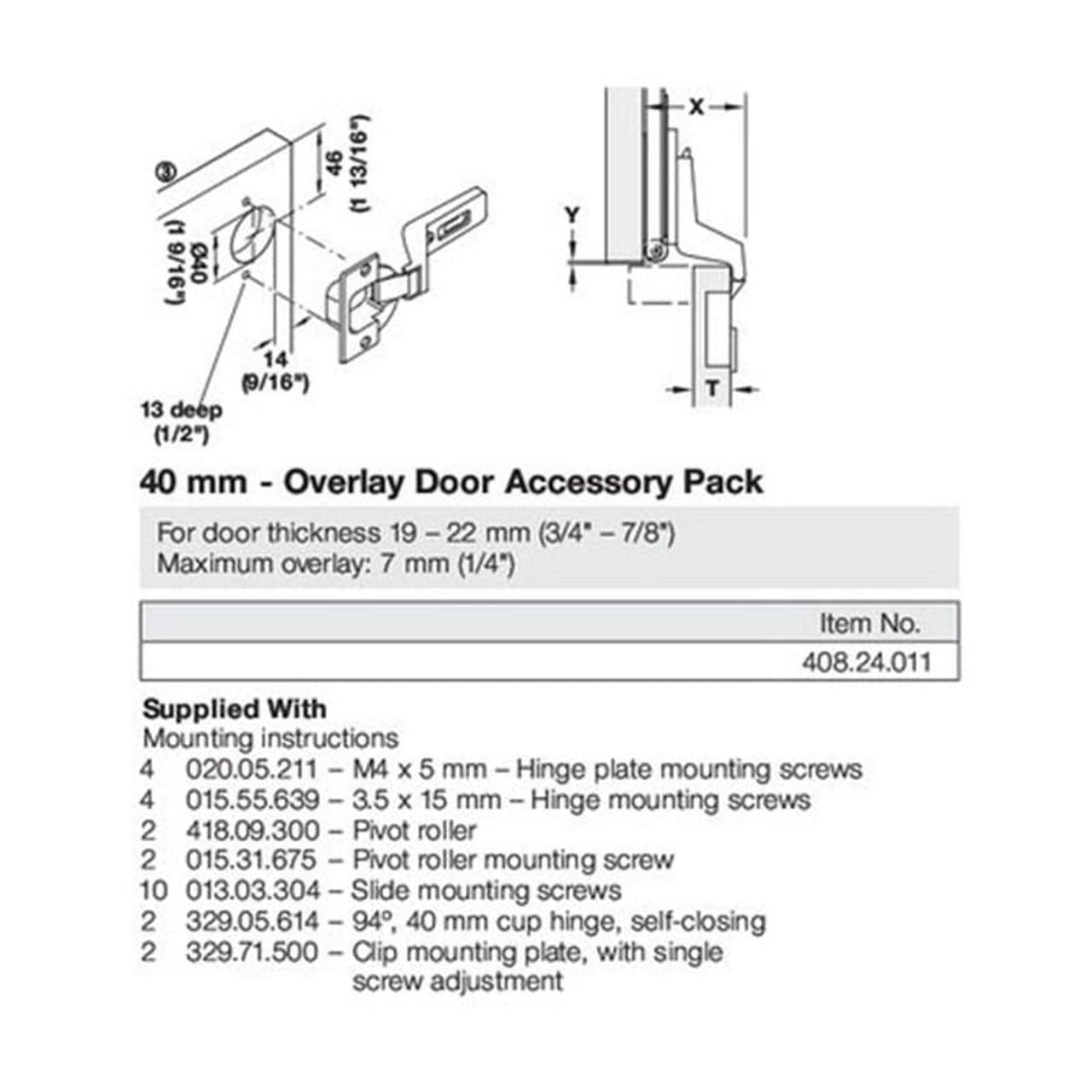 Hafele Xl Slide Pocket Door Hardware Inlay And Overlay Doors