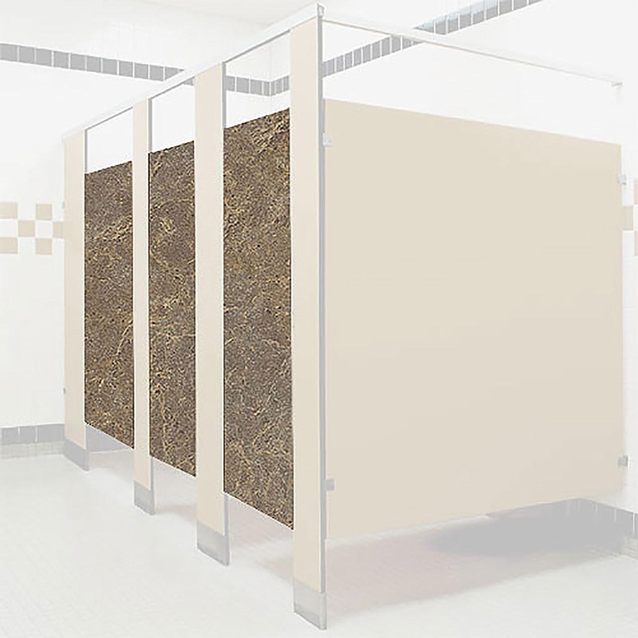 Solid Phenolic Toilet Compartment Door ... & Solid Phenolic Toilet Compartment Door - Harbor City Supply