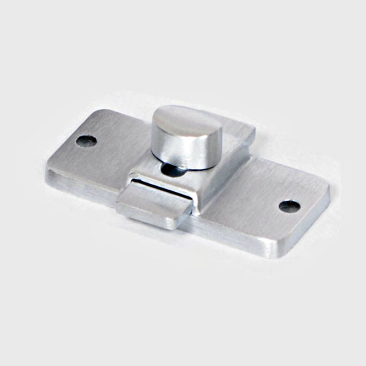 Global Partitions Slide Latch For Solid Plastic Solid Phenolic - Bathroom partition slide latch