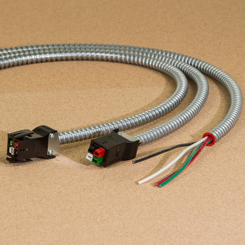 Electri Cable Assemblies : Cove daisylink clamp mount to power only harbor