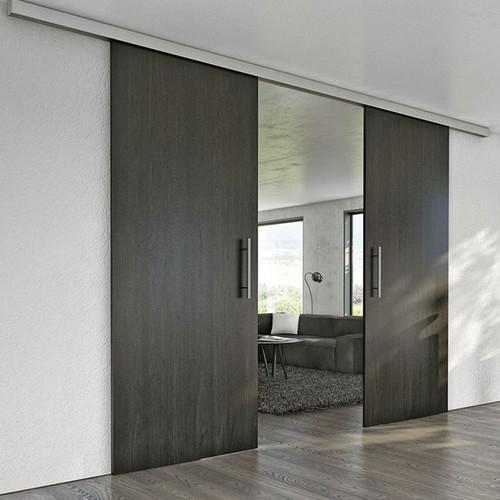 Hafele Slido Classic 160 Sliding Wood Door Fitting (353 Lbs. Max Door  Weight)
