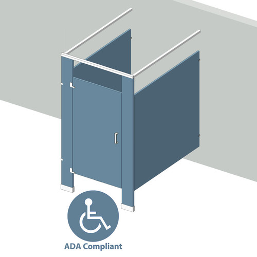 Toilet Partitions Ready To Ship At Factory Direct Prices - Bathroom stall dividers