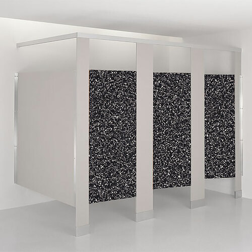 Plastic Laminate Toilet Compartment Door & Divider Doors Pilasters and Panels | Quick Shipping