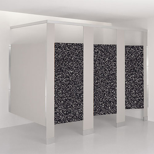 Divider Doors Pilasters And Panels Quick Shipping Impressive Bathroom Stall Dividers Exterior