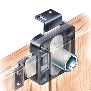 Click Here To Shop For Timberline   Type 250   Double Door Lock
