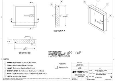 BXTA Data Sheet