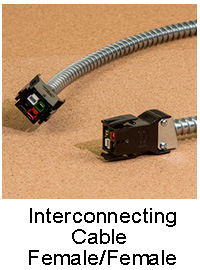 Female/Female Interconnection Cable