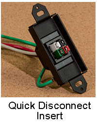 Quick Disconnect Insert