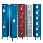 Lockers And Storage