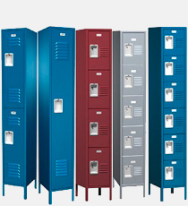 Lockers & Storage