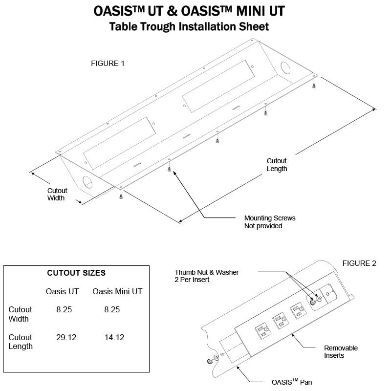Oasis UT Install
