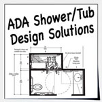 ADA Design Solutions For Showers And Tubs