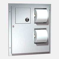 Toilet Tissue Dispenser Combos