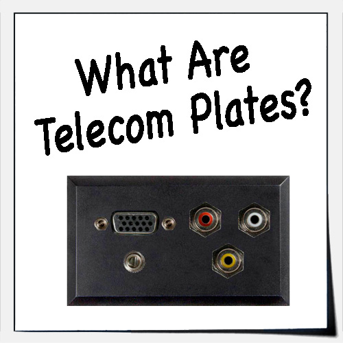 What Are Telecom Plates
