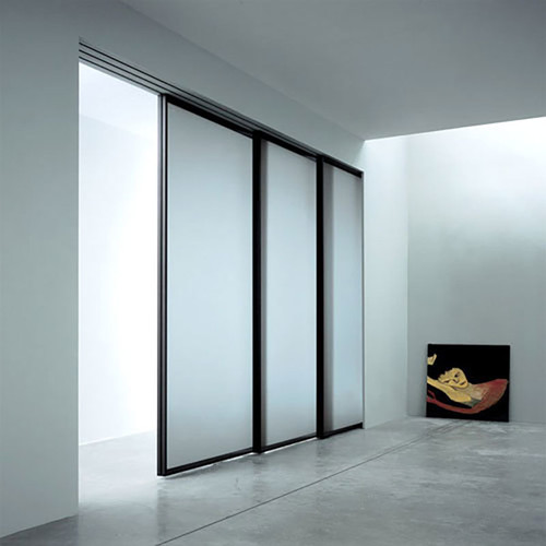 Hawa Telescopic 80 Sliding Wood Doors Kit 20657 2 Or 3 Doors