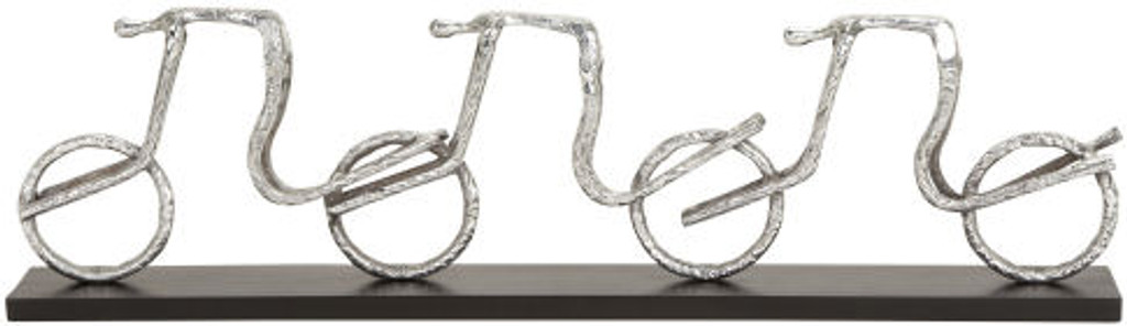 Paceline Sculpture