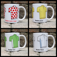Tour de France Mugs - French
