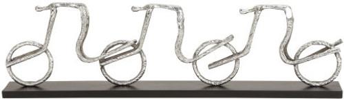 Paceline Sculpture
