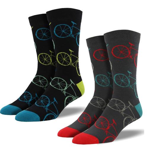 Bamboo Men's Dress Socks