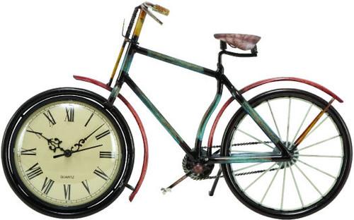 Beach Bike Clock