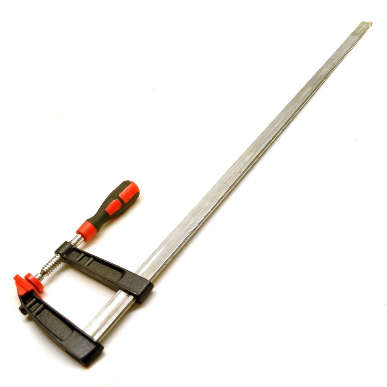 F Clamp / Sliding G Clamp with Soft Grip Handle 1000mm x 120mm TE289