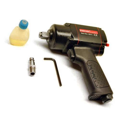 "1/2"" drive air impact wrench / gun mini 280 ft/lbs/ 380Nm BERGEN AT803"