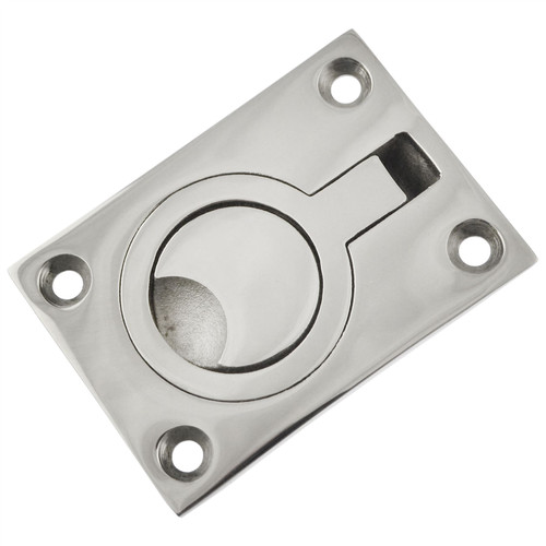 Stainless Steel Pull Ring Hatch Lifting Ring Marine Grade Boat Chandlery DK07