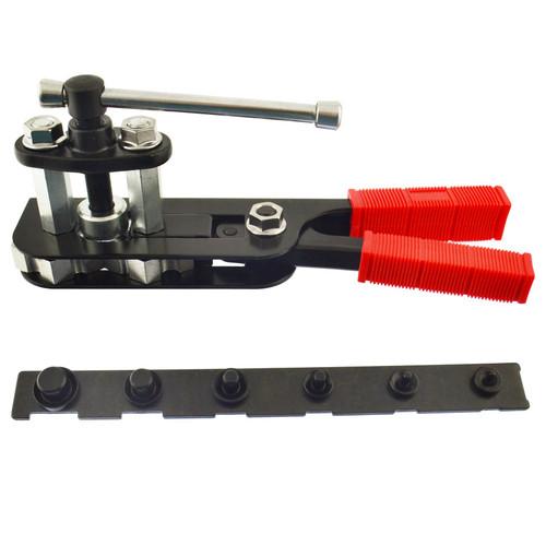 "Brake Pipe Flaring Tool single / double flares 3/16"" - 5/8""  6 Sizes LASER LSR31"
