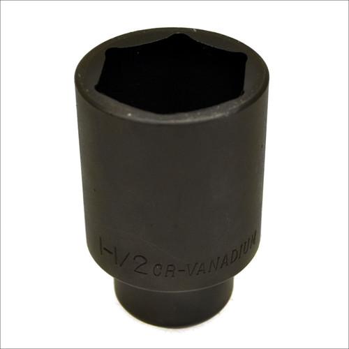 "1-1/2"" / 38mm 1/2"" drive deep impact socket rover mini Austin ball joints LSR33"