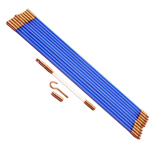 13 Piece 3 Metre Cable / Wire Access Kit SIL83