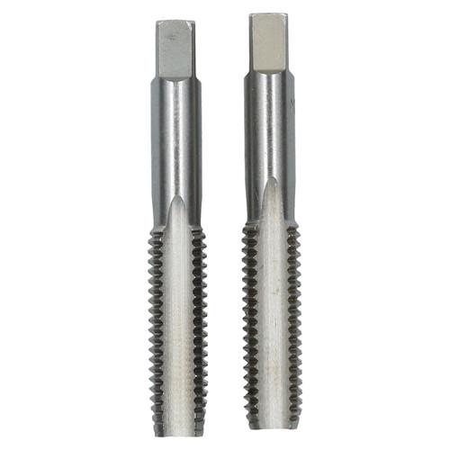 M14 x 2mm Metric Tap Set, Tungsten Steel, Taper and Plug Thread Cutter TD005
