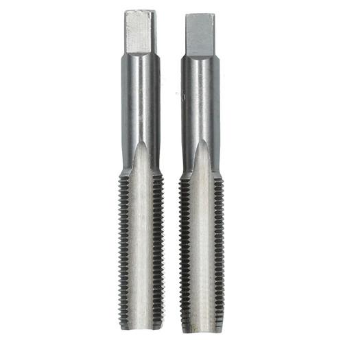 M14 x 1.25mm Metric Tap Set, Tungsten Steel, Taper and Plug Thread Cutter TD007