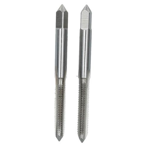 M5 x 0.8mm Metric Tap Set, Tungsten Steel, Taper and Plug Thread Cutter TD032